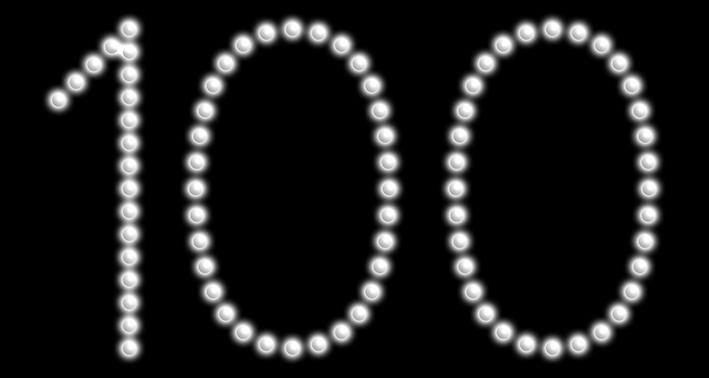 Марка топлива 100